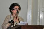 A Drª. Maria Odele de Paula Pessoa lê o discurso que seu avô proferiu no dia da inauguração da estátua. Fantástico... o discurso e a releitura.
